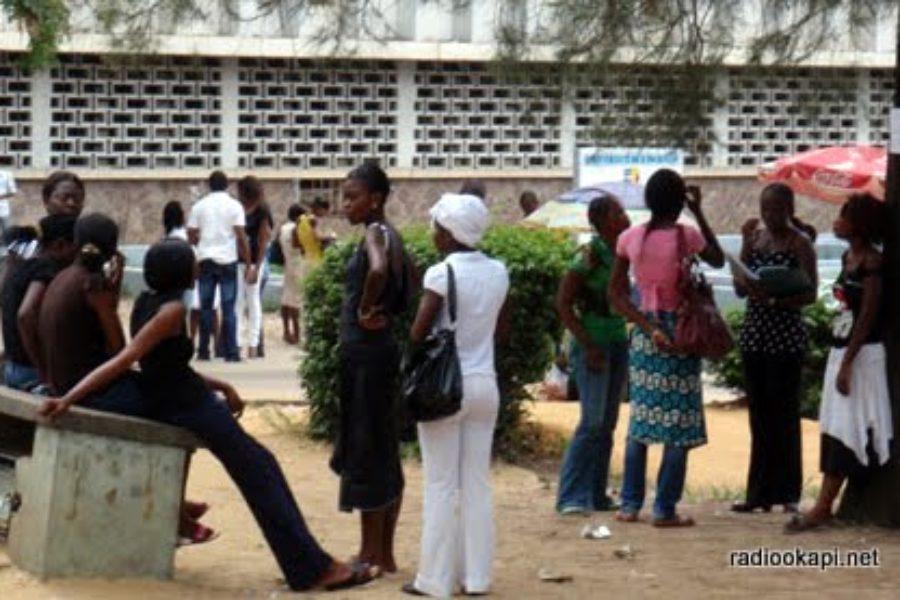 Visite guidée du campus de l'Université de Kinshasa (UniKin)