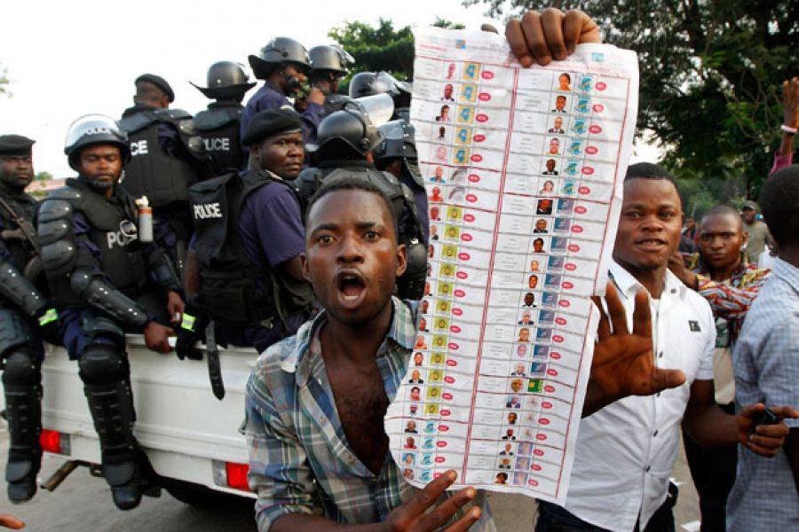 Kinshasa au coeur des élections
