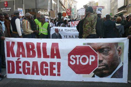 La mobilisation populaire se poursuit dans le monde entier