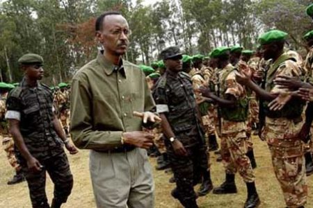 The Leaked UN Report The contradictions of General Paul Kagame