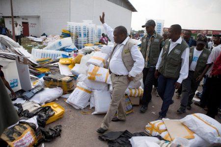 RDC : DECLARATION D'UN GROUPE DE SENATEURS SUR LE PROCESSUS ELECTORAL