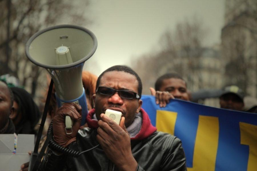 France: Bordeaux, Orléans. La province s'est également mobilisée, le 28 janvier 2012.