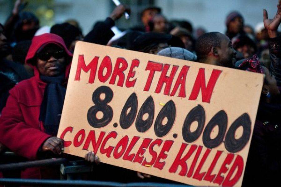 Retour sur images : Congolais actifs jusqu'en SCANDINAVIE