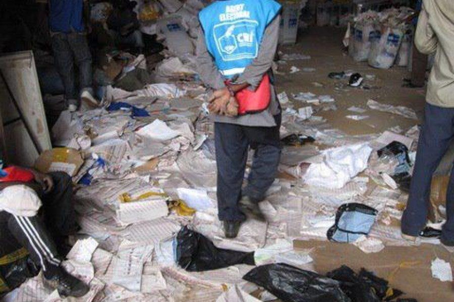 RDC : l'ONG La Voix des Sans-Voix publie un rapport sur les élections