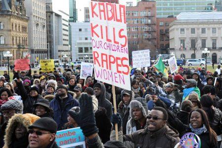 Retour sur images : Congolais du Canada en action