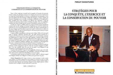 """Livre : """"Stratégies pour la conquête, l'exercice et la conservation du pouvoir"""""""