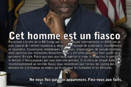 Fiez-vous aux faits/Believe the facts – Kabila