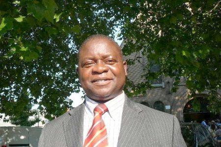Jean-Pierre Mbelu: «Je crois en l'avenir du Congo»