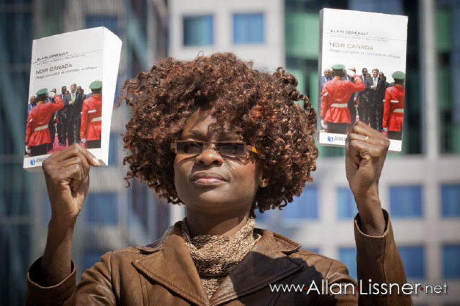 Retour sur actu : Le livre «Noir Canada: pillage, corruption et criminalité en Afrique » retiré à la vente