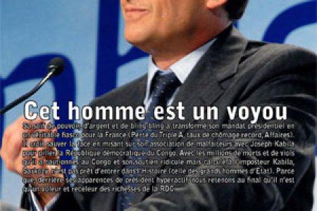 Fiez-vous aux faits/Believe the facts – Sarkozy