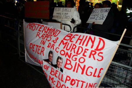 Congolese Women Activists Vs Bell Pottinger
