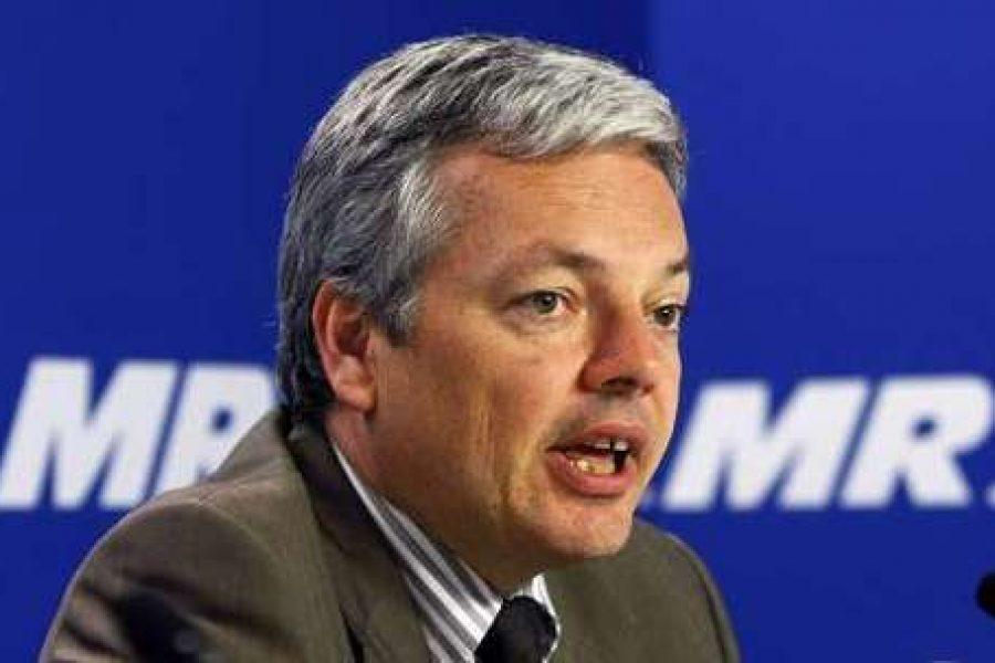 Belgique: Le ministre des affaires étrangères choisit Kabila