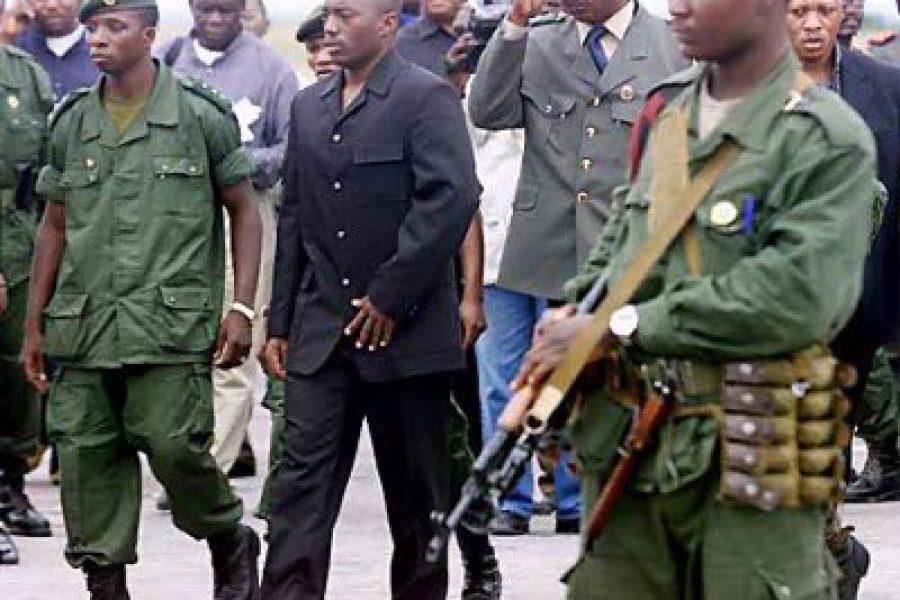 Le régime de J. Kabila mal l'aise face à la pression des Combattants