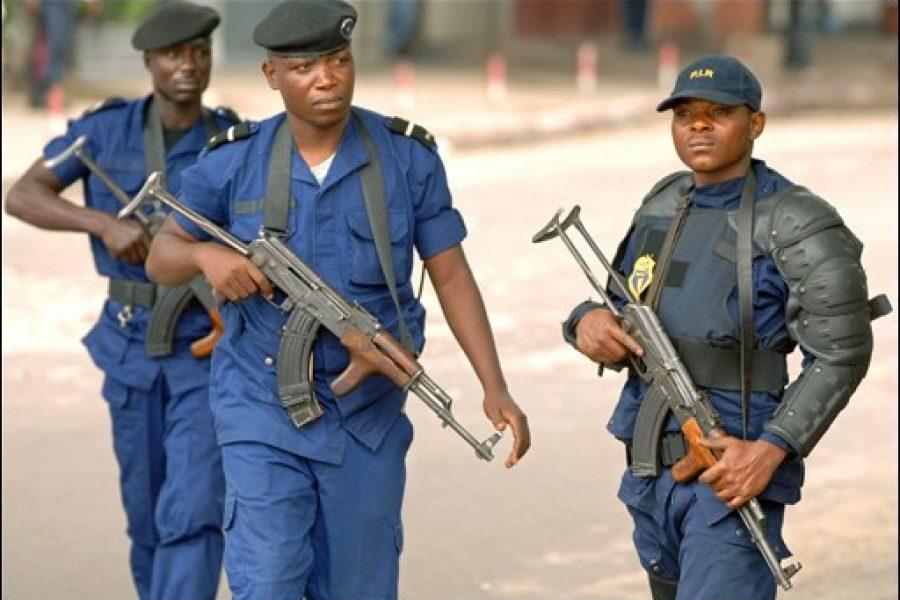 Le rapport Mapping des services de sécurité en RDC