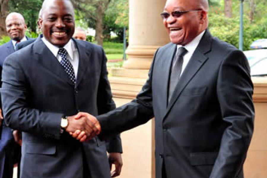 Afrique du Sud: Les congolais de Londres et de Paris interpellent Zuma