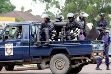 16 février 2012 à Kinshasa: Attaques contre les paroisses catholiques et la brutalité policière
