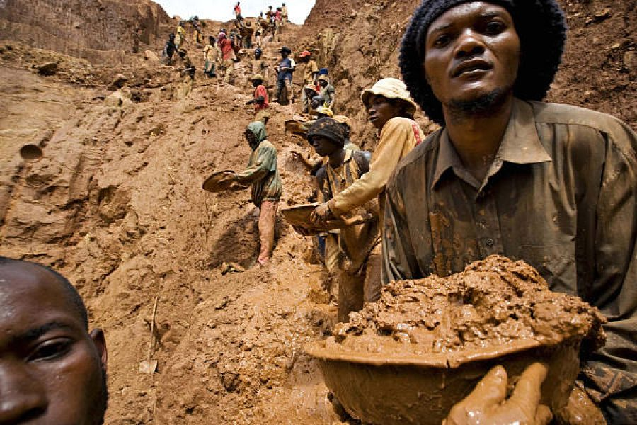Congo Gold Output to Surge After End of Africa's Biggest War