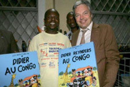 Belgique: Action «Stop Reynders au Congo», le 2 mars à Bruxelles
