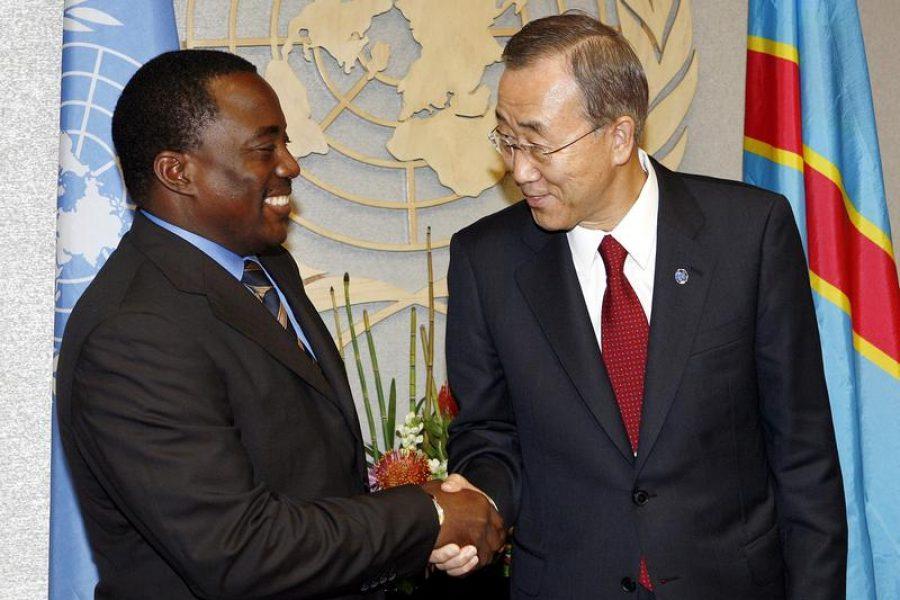 Lettre de la Société Civile Congolaise au S.G des Nations Unies sur la Crise Post-Electorale en RDC