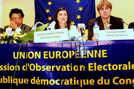 Le rapport final de la MOE sur les élections 2011 en RDC