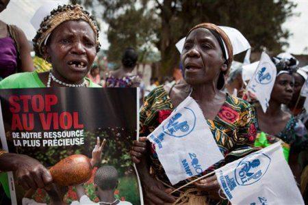 Belgique: Grande marche internationale des femmes congolaises à Bruxelles, samedi 10 mars 2012