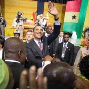 Obama au Ghana