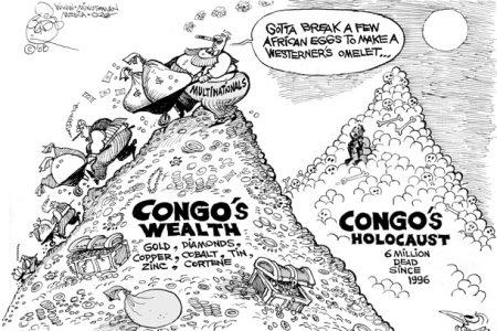 De l'holocauste oublié à l'holocauste occulté au Congo-Kinshasa