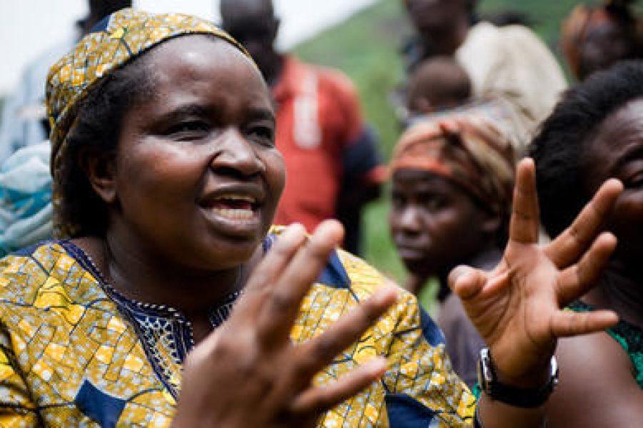 Communiqué : « Menace accrue contre Justine MASIKA, Coordinatrice de la SFVS; sa vie est à l'épreuve de l'impunité »