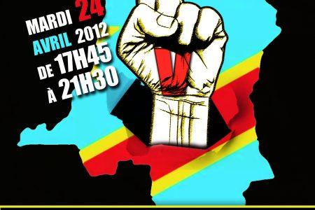 France: Conférence sur la situation politique en RDC, le 24 avril 2012 à Paris, «Etat de droit au Congo: où en sommes nous?»