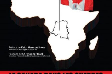 Lancement officiel du livre: «Le Canada dans les guerres en Afrique Centrale»