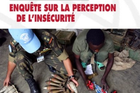 Armes légères dans l'est du Congo : Enquête du GRIP
