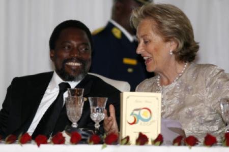 Demande d'annulation du salon pour la promotion du Diamant congolais