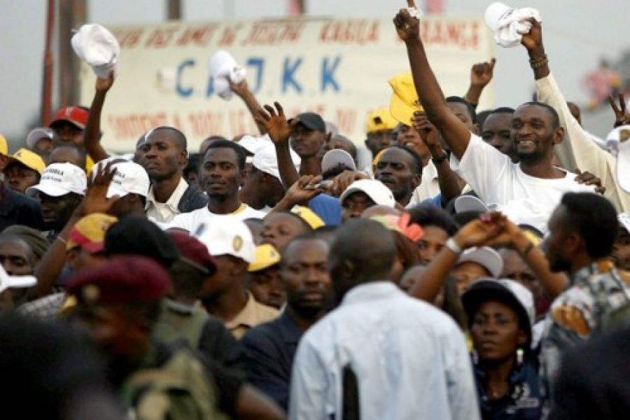 Kinshasa, Lubumbashi, Kananga et Matadi : La Jeunesse Congolaise dans la rue samedi 14 juillet !