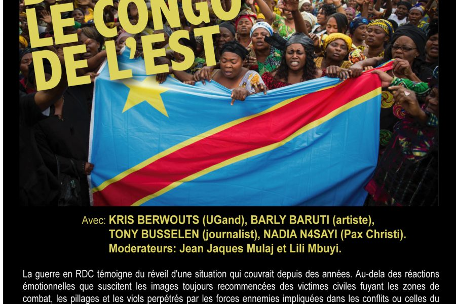 Le grand débat sur le Congo de l'Est – 14 septembre 2012 à Anvers