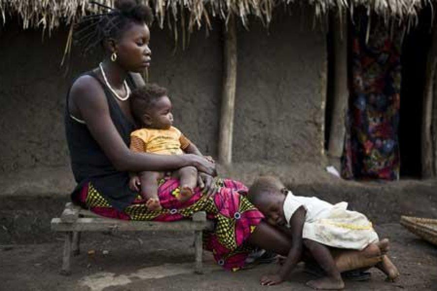 La situation humanitaire en RDC en août 2012 selon l'OCHA