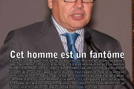 Fiez-vous aux faits/Believe the facts – Reynders