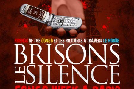 Congo Week à Paris, du 14 au 21 octobre 2012