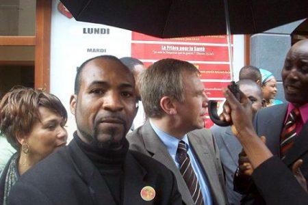 «Weekend Armand Tungulu», les 29 et 30 septembre 2012 à Bruxelles