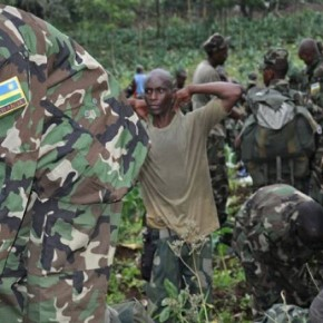 rdf special forces changing uniforms