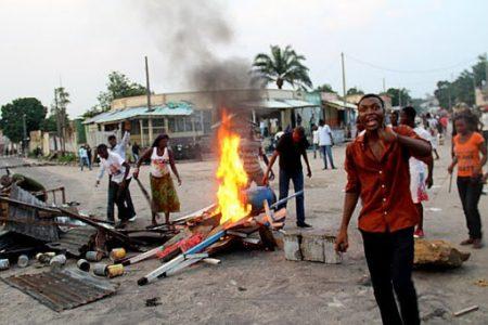 Pour un «Soulèvement Populaire» pacifique en RDC en octobre 2012