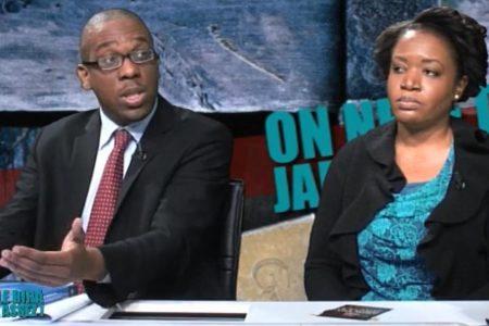 L'équipe de CongoWeek Paris sur Télésud TV