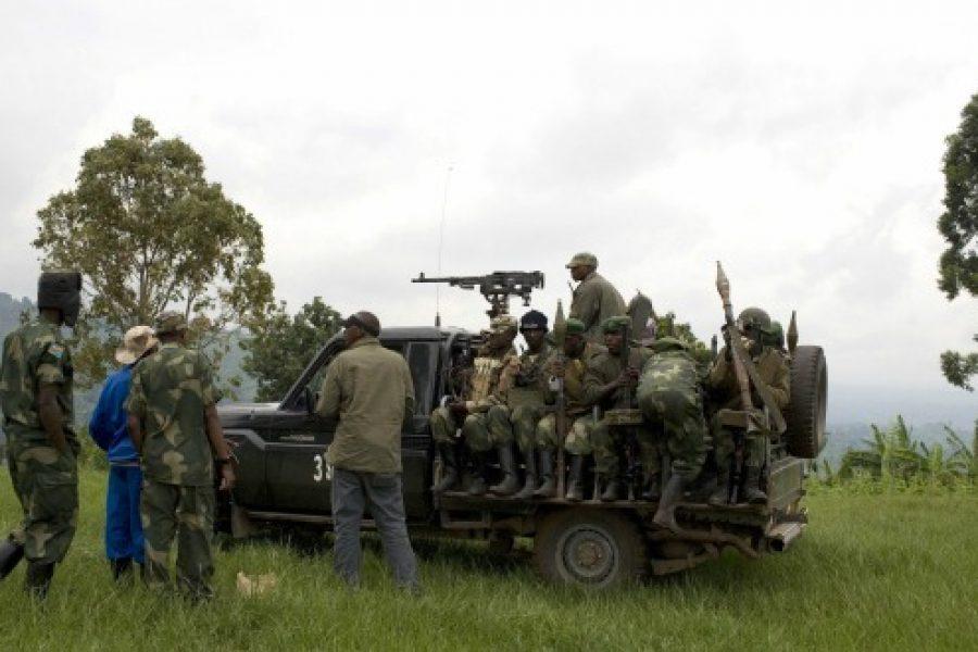 Conférence-Débat: L'armée, le patriotisme et la sécurité de la RDC