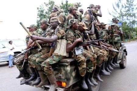Goma : incompréhension et colère des soldats congolais