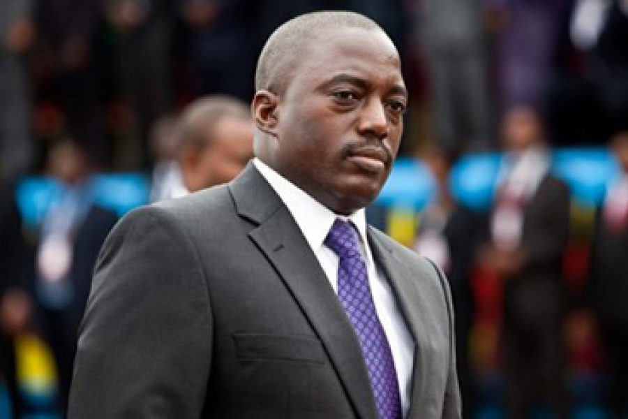 DR Congo : Mining industry predicts Kabila's fall