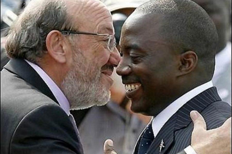 Charles Onana sur le rôle néfaste de l'Union Européenne en RDC