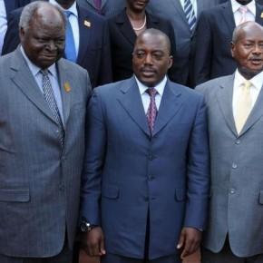 Kabila-Museveni