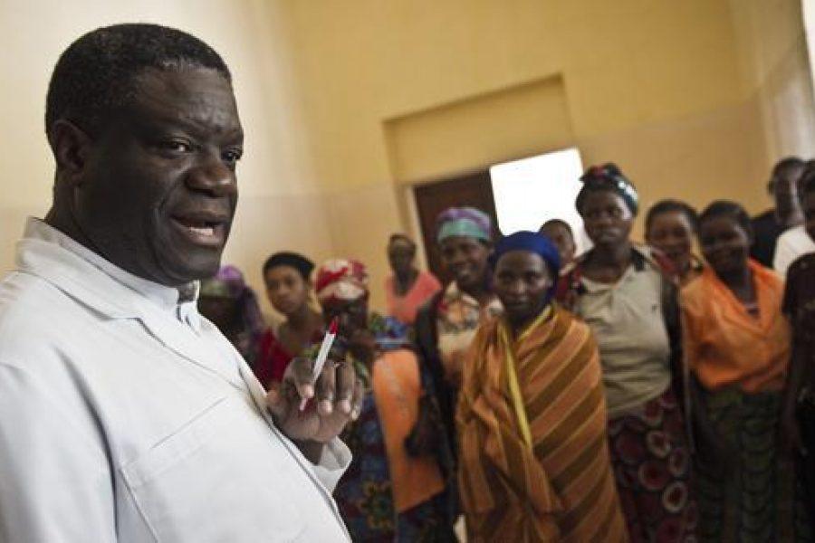 Mukwege : Une initiative pour faire pression sur les autorités locales