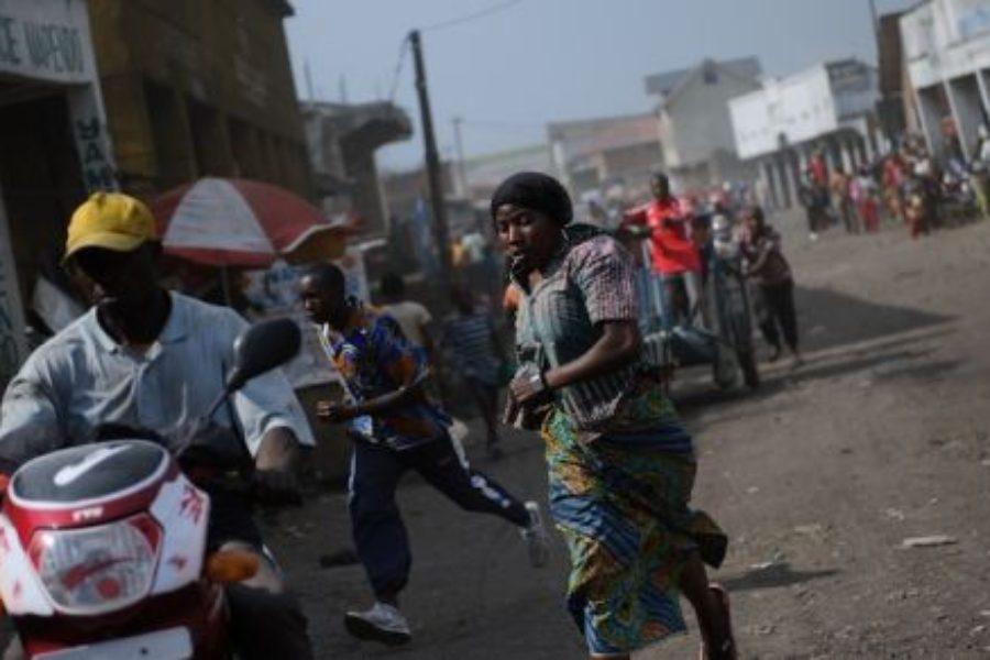Conférence à Lille, 8 déc. 2012 : La RDC à la dérive, que faire?