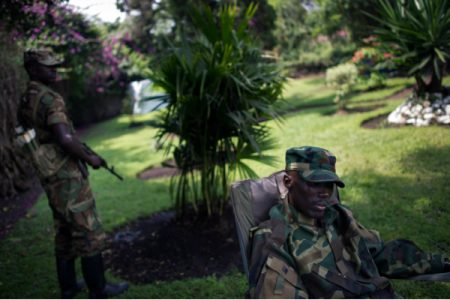 DR Congo – The fall of Goma : In a rebel Country