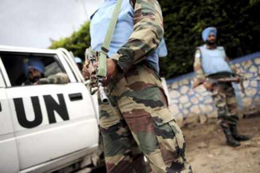 CHAOS EN RDC: les Casques bleus & la «stratégie de l'ange bleu».